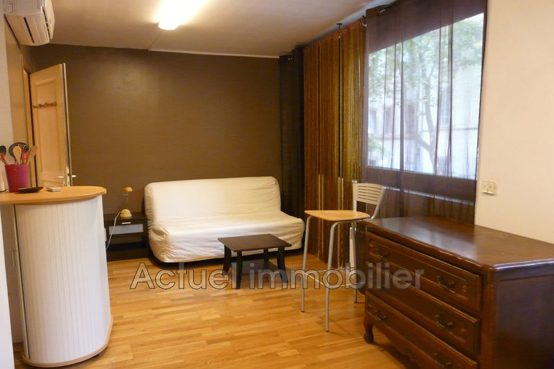 Location appartement Aix-en-Provence  Apartment Aix-en-Provence Centre-ville,  Rentals apartment  1 room   20 m²