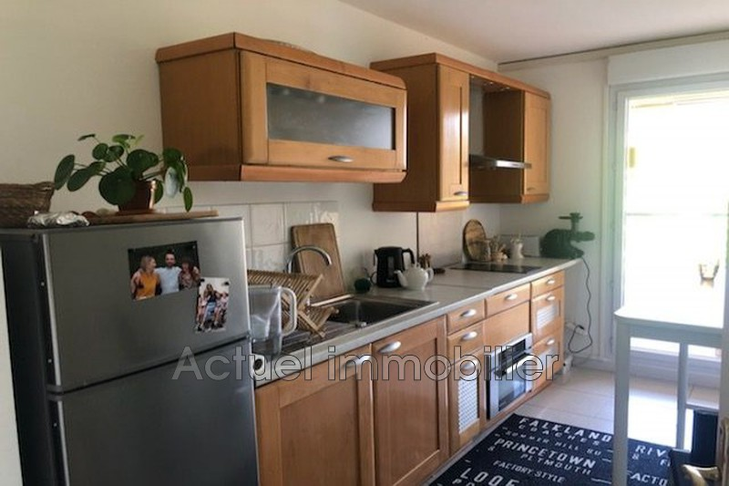 Location appartement Aix-en-Provence Cusine paysage