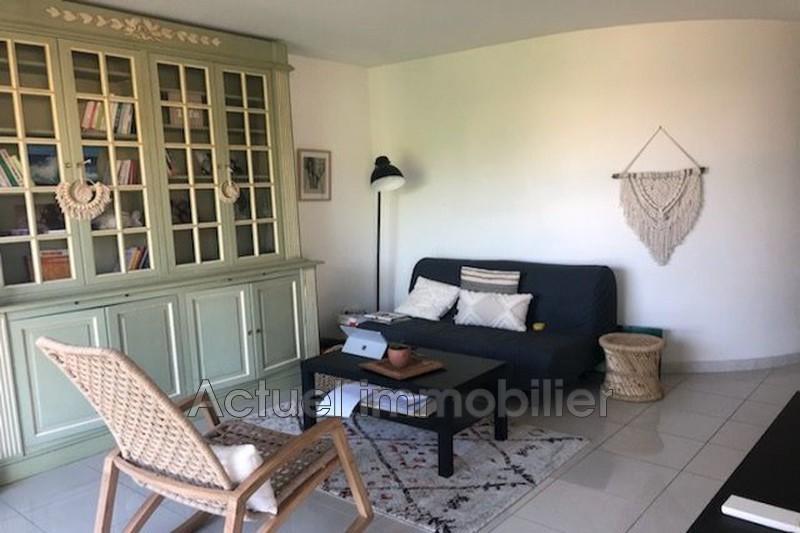 Location appartement Aix-en-Provence Salon paysage