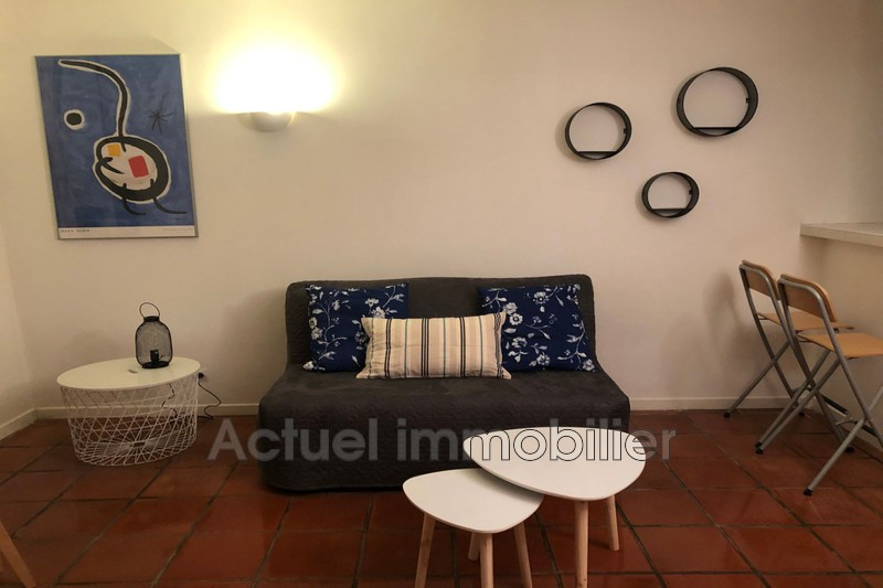 Location appartement Aix-en-Provence  Apartment Aix-en-Provence Centre-ville,  Rentals apartment  1 room   25 m²