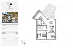 Vente appartement Aix-en-Provence Plans de vente Le Trianon 1_0