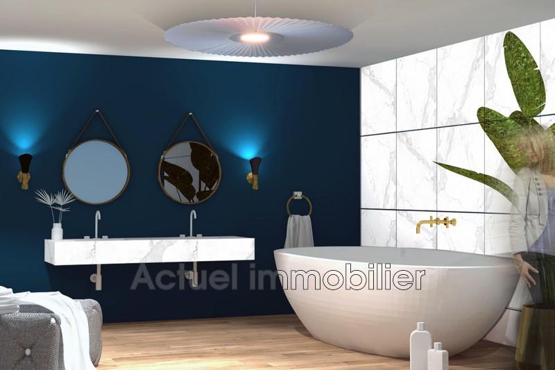 Vente appartement Aix-en-Provence 04_AIX_PERSPECTIVE_VUE_SDB