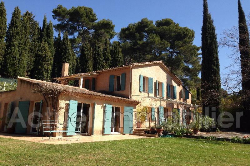 Vente maison bastidon aix en provence 13100 990 000 for Vente maison gresy sur aix