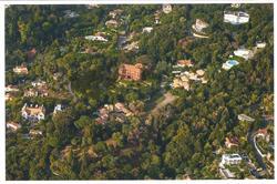 Vente château Cannes photo montage projet avec amménagement du parc
