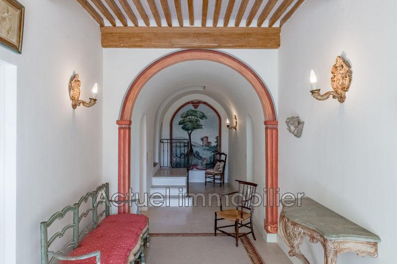 Vente propriété Aix-en-Provence Hall d'entrée