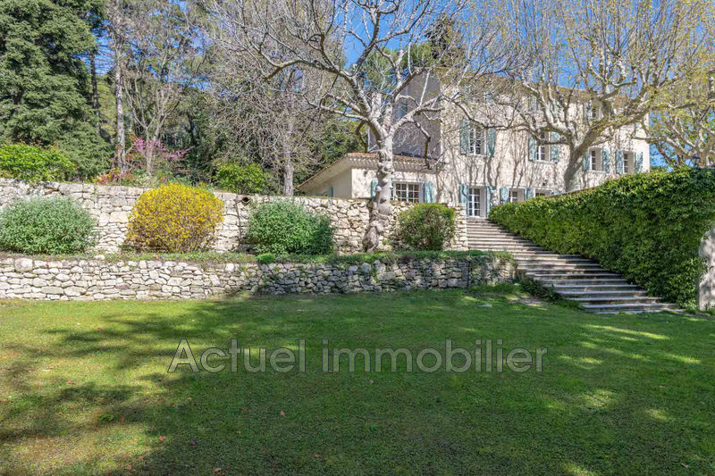 Vente propriété Aix-en-Provence  Property Aix-en-Provence Les lauves,   to buy property  6 bedroom   450 m²