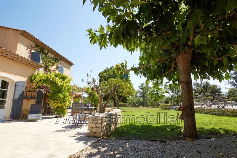 Vente propriété Aix-en-Provence villa T 6