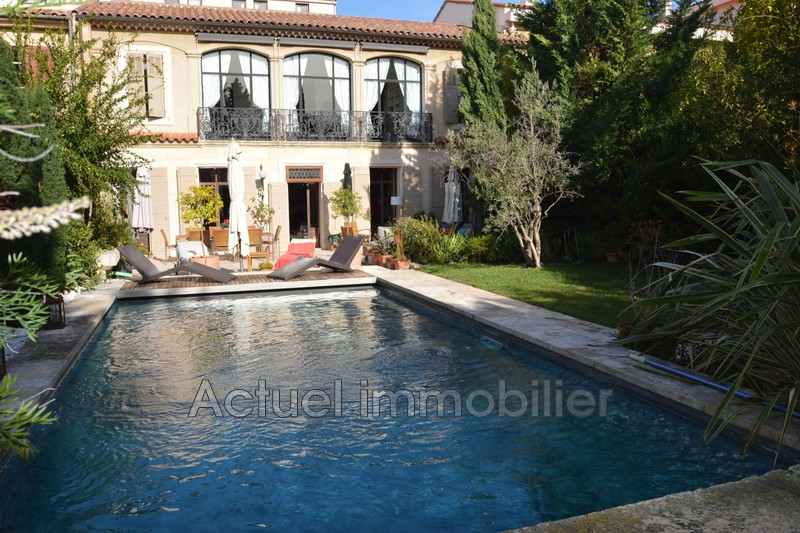 Vente maison de ville Aix-en-Provence  Townhouse Aix-en-Provence Centre-ville,   to buy townhouse  5 bedroom   280 m²