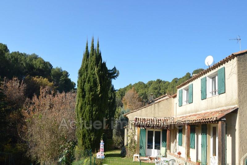 Photo Villa provençale Aix-en-Provence Route cezanne,   achat villa provençale  5 chambres   190m²