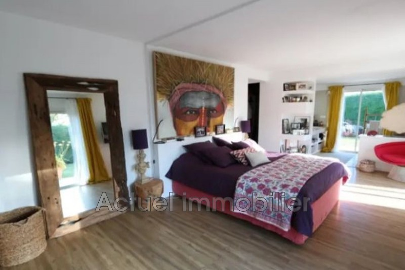 Vente maison contemporaine Aix-en-Provence maison6