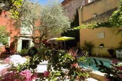 Vente maison de village La Roque-d'Anthéron patio12.JPG
