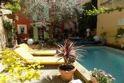 Vente maison de village La Roque-d'Anthéron piscine11.JPG