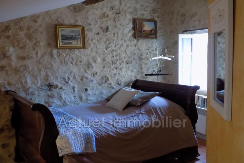 Vente maison de village La Roque-d'Anthéron Chambre_Paille_1.JPG