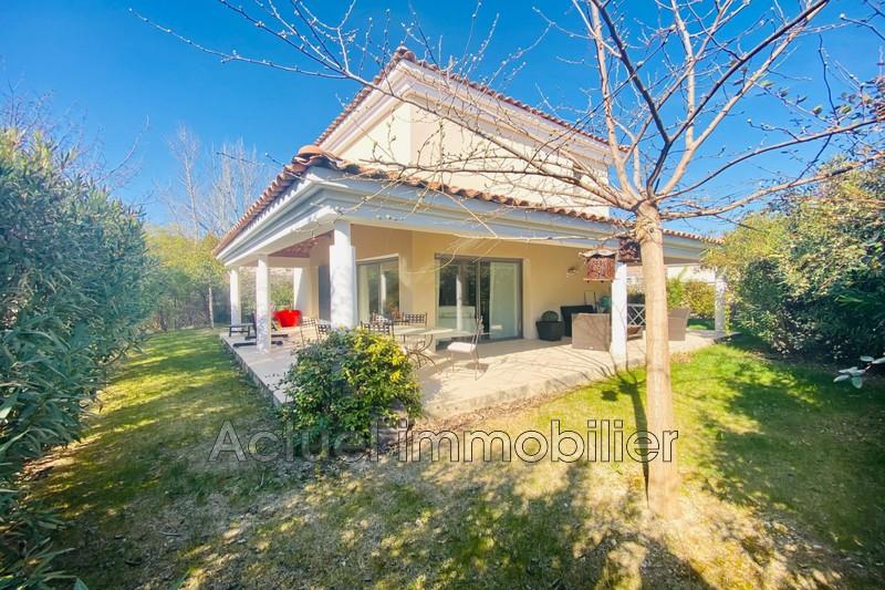 Vente villa Aix-en-Provence  Villa Aix-en-Provence Ouest,   to buy villa  2 bedroom   83m²