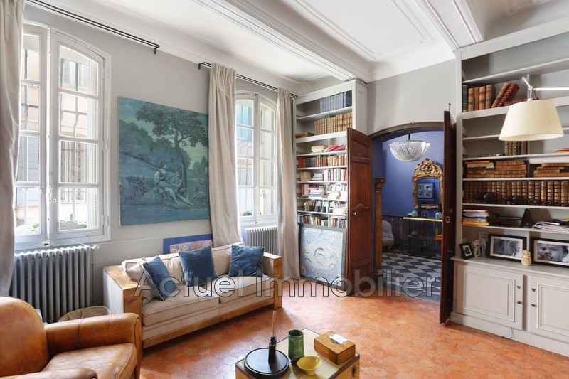 Vente maison de ville Aix-en-Provence SALON10.JPG