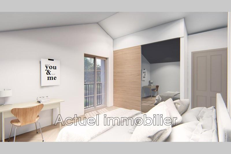 Vente bastide Aix-en-Provence LOT2-3