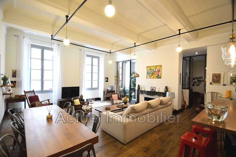 Vente appartement Aix-en-Provence  Apartment Aix-en-Provence Centre-ville,   to buy apartment  6 rooms   155 m²