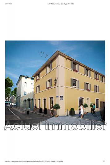 Vente appartement Aix-en-Provence  Apartment Aix-en-Provence   to buy apartment  3 rooms   61 m²