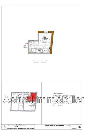 Photo n°2 - Vente appartement Aix-en-Provence 13100 - 178 000 €
