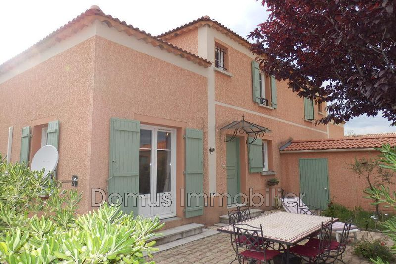 Photo Villa Loriol-du-Comtat  Location villa  2 chambres   55 m²