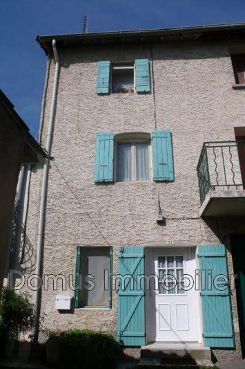 Photo Maison de village Saint-Saturnin-lès-Avignon  Location maison de village  1 chambre   50m²