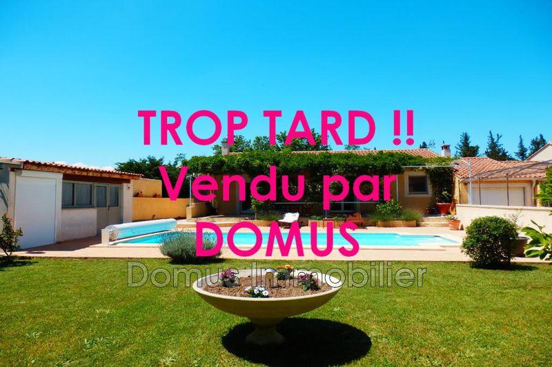 Photo Villa Sorgues   achat villa  3 chambres   100m²