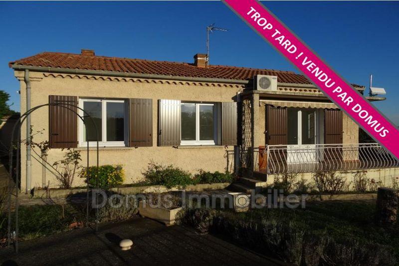 Photo Villa Saint-Saturnin-lès-Avignon   achat villa  4 chambres   92m²