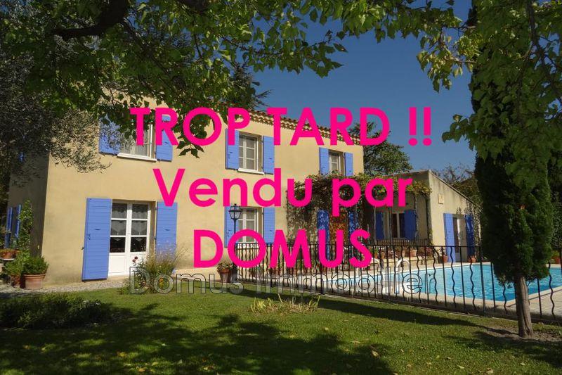 Photo Villa Saint-Saturnin-lès-Avignon Proche centre,   achat villa  3 chambres   153m²
