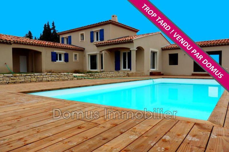 Photo Villa Saint-Saturnin-lès-Avignon Hors agglomération,   achat villa  3 chambres   128m²