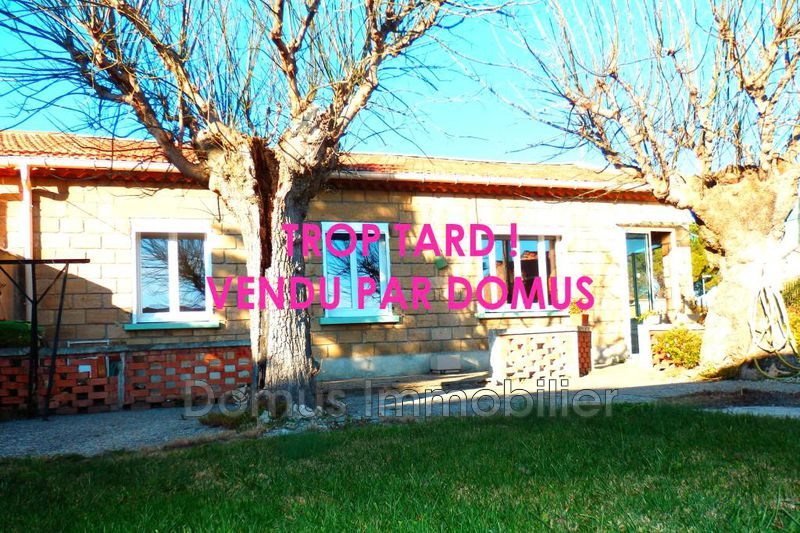 Photo Villa Le Pontet   achat villa  2 chambres   80m²