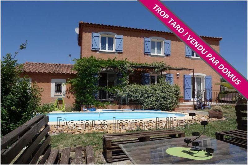 Photo Villa Morières-lès-Avignon   achat villa  3 chambres   98m²