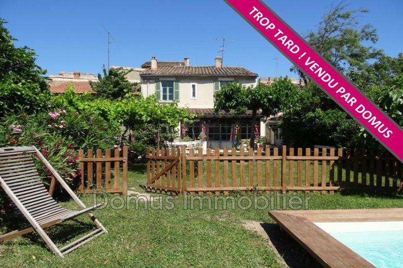 Photo Maison de village Morières-lès-Avignon   achat maison de village  3 chambres   87m²