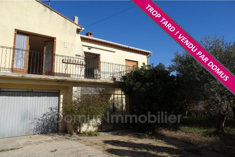 Photo House Vedène   to buy house  4 bedrooms   114m²