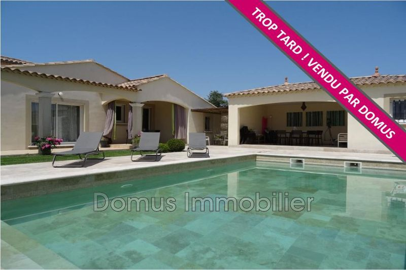 Photo Villa Sorgues   achat villa  4 chambres   182 m²
