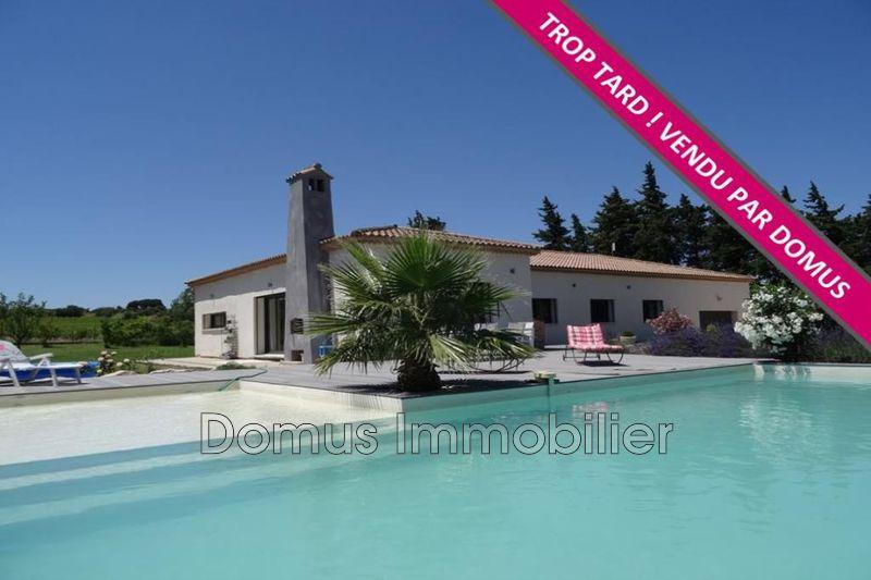 Photo Villa Vedène   achat villa  4 chambres   191m²