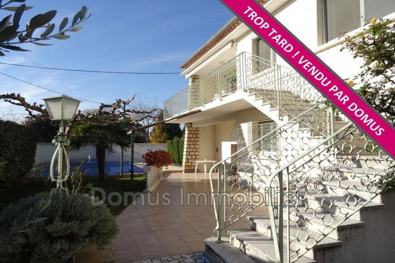 Photo Villa Entraigues-sur-la-Sorgue   achat villa  4 chambres   162m²