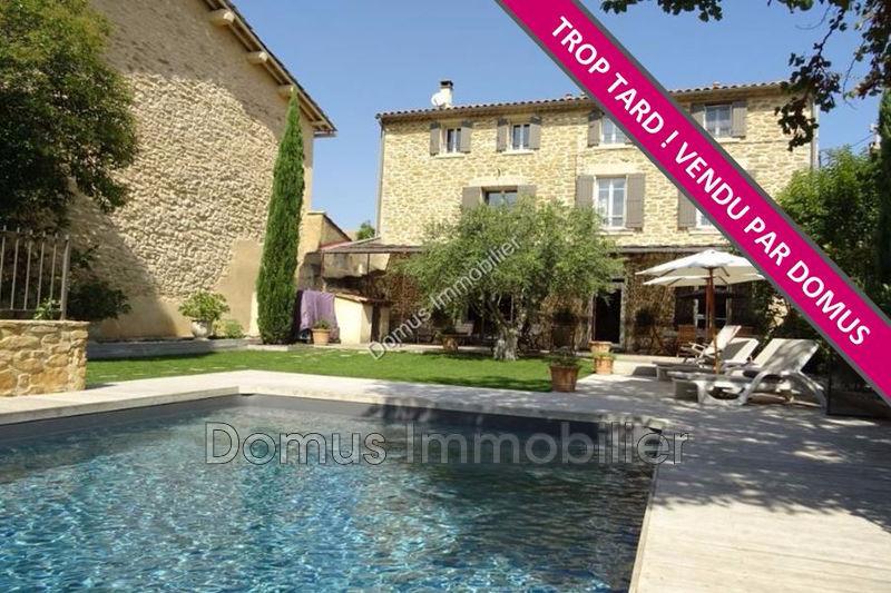 Photo Maison ancienne Saint-Saturnin-lès-Avignon   achat maison ancienne  5 chambres   340m²