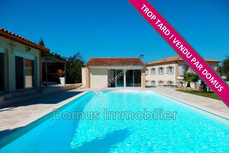 Photo Propriété de charme Saint-Saturnin-lès-Avignon   achat propriété de charme  7 chambres   302m²