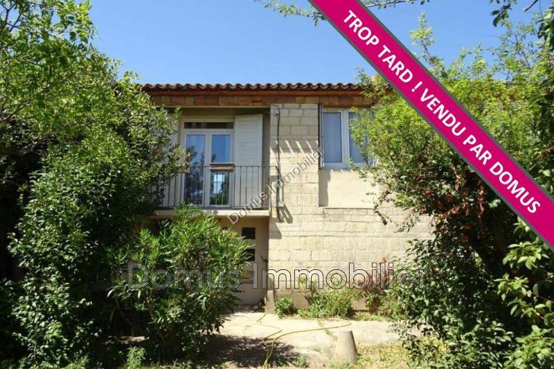 Photo Maison Le Pontet Agglomération,   achat maison  2 chambres   48m²