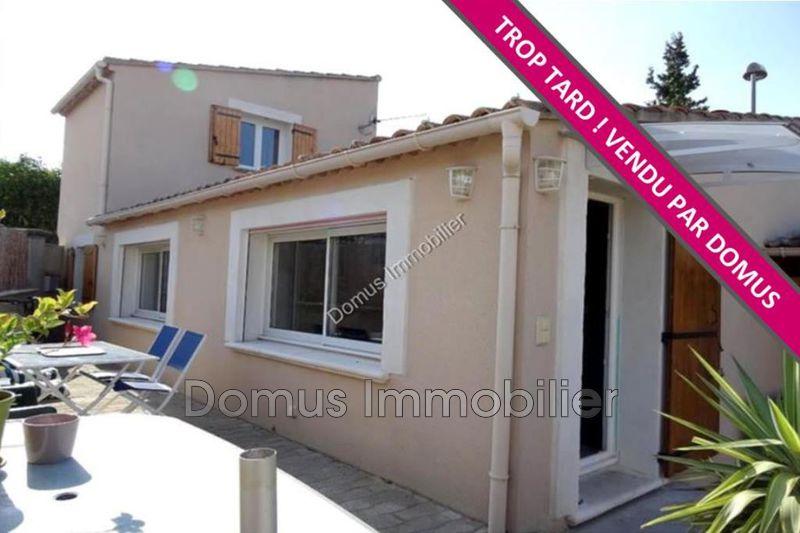 Photo Villa Saint-Saturnin-lès-Avignon   achat villa  2 chambres   51m²