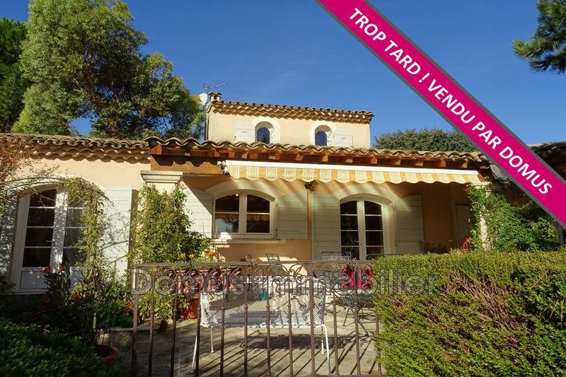 Photo Villa Saint-Saturnin-lès-Avignon   achat villa  3 chambres   144m²