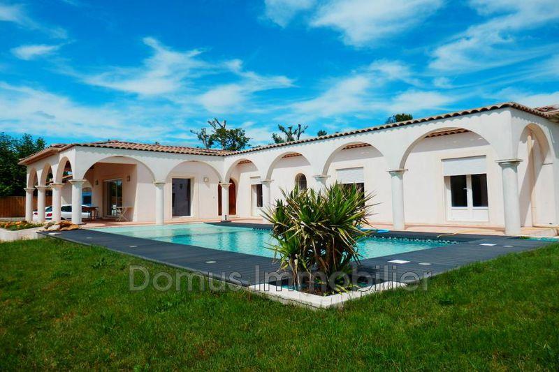 Photo Villa Saint-Saturnin-lès-Avignon   achat villa  3 chambres   147m²