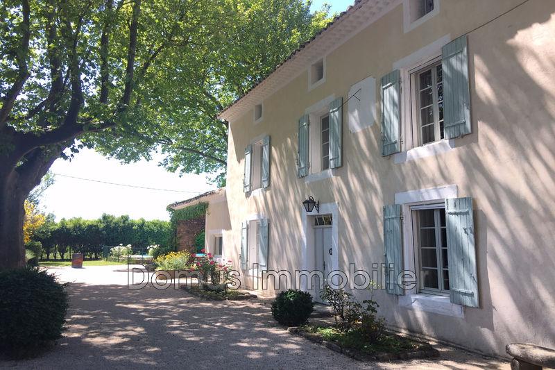 Photo Mas Pernes-les-Fontaines   achat mas  4 chambres   188m²