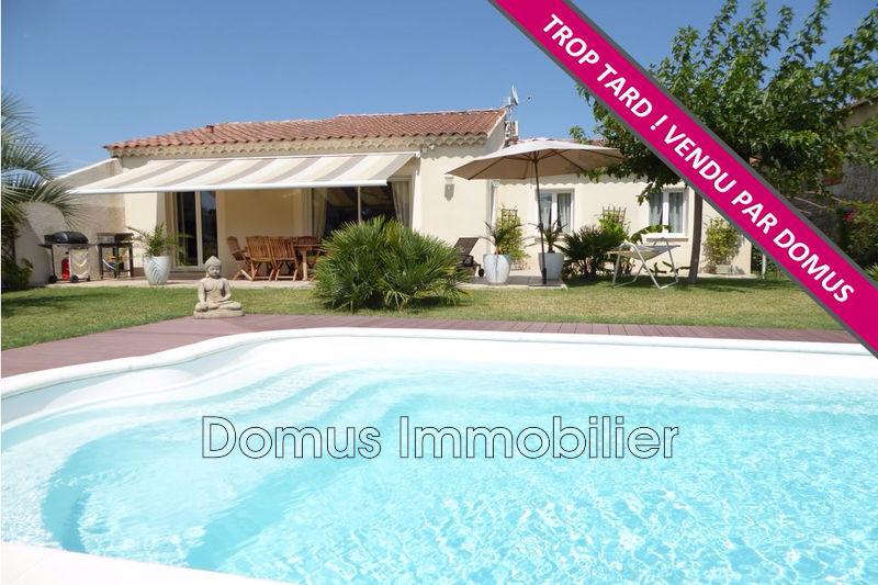 Photo Villa Saint-Saturnin-lès-Avignon   achat villa  4 chambres   124m²