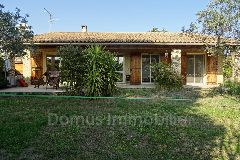 Vente Villa De Plain Pied M Sorgues
