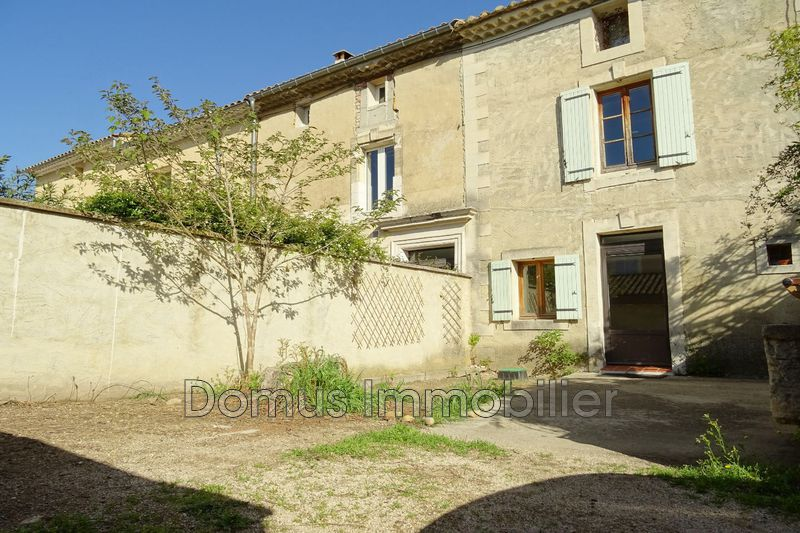 Photo House Saint-Saturnin-lès-Avignon   to buy house  2 bedrooms   110 m²