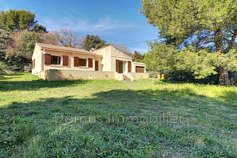 Photo House Saint-Saturnin-lès-Avignon Proche village,   to buy house  3 bedrooms   85 m²