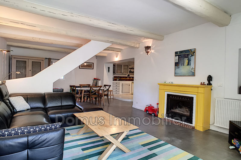 Photo Maison de village Châteauneuf-de-Gadagne   achat maison de village  3 chambres   127m²