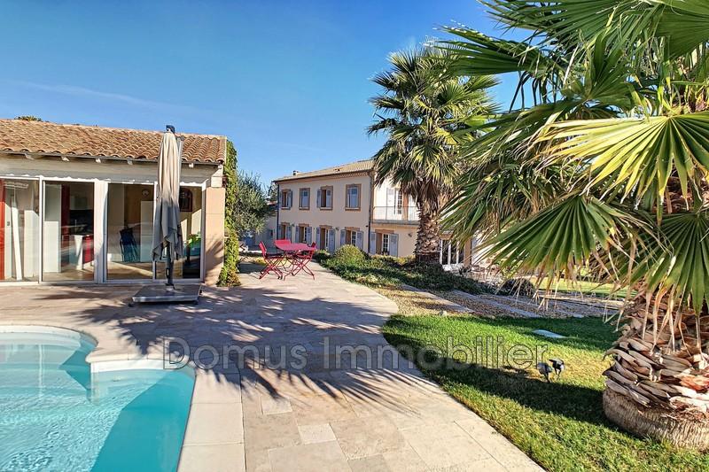 Photo Propriété de charme Saint-Saturnin-lès-Avignon   achat propriété de charme  7 chambres   300m²