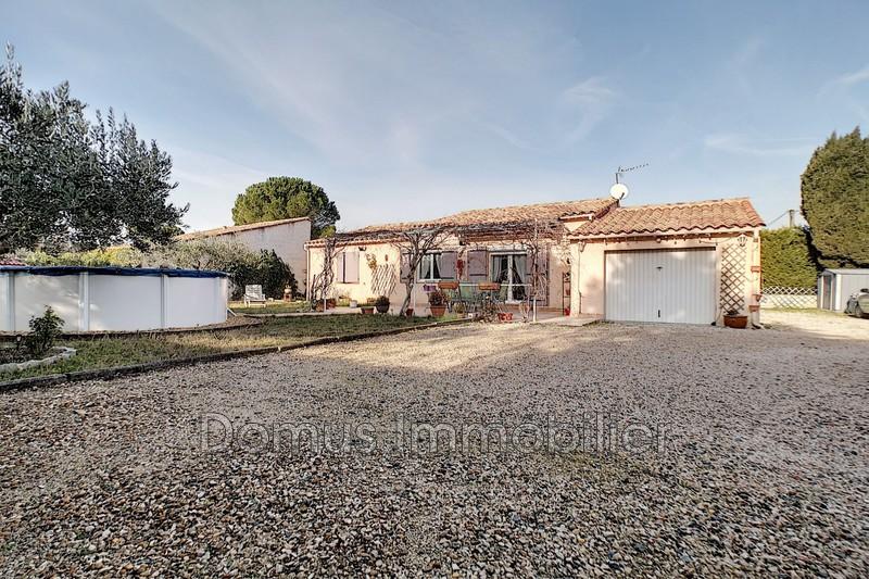 Photo Villa Saint-Saturnin-lès-Avignon Proche village,   achat villa  3 chambres   90m²